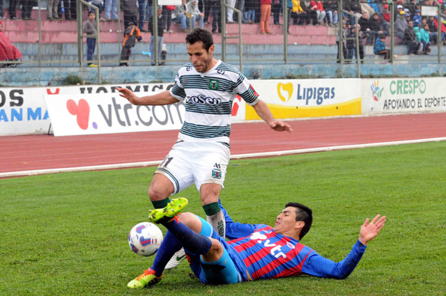 Iberia perdió con agónico 0-1 ante Temuco.