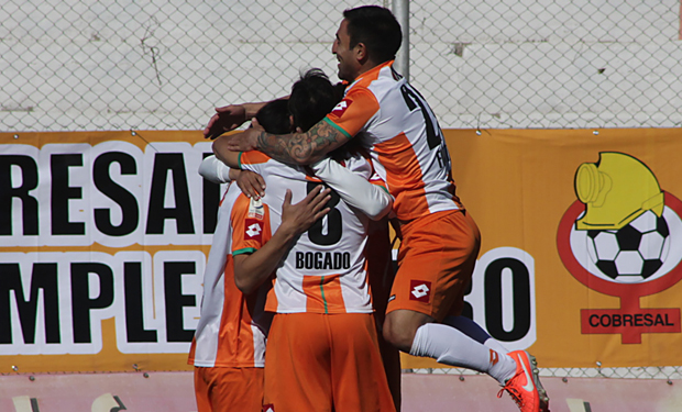 Cobresal vs Cobreloa