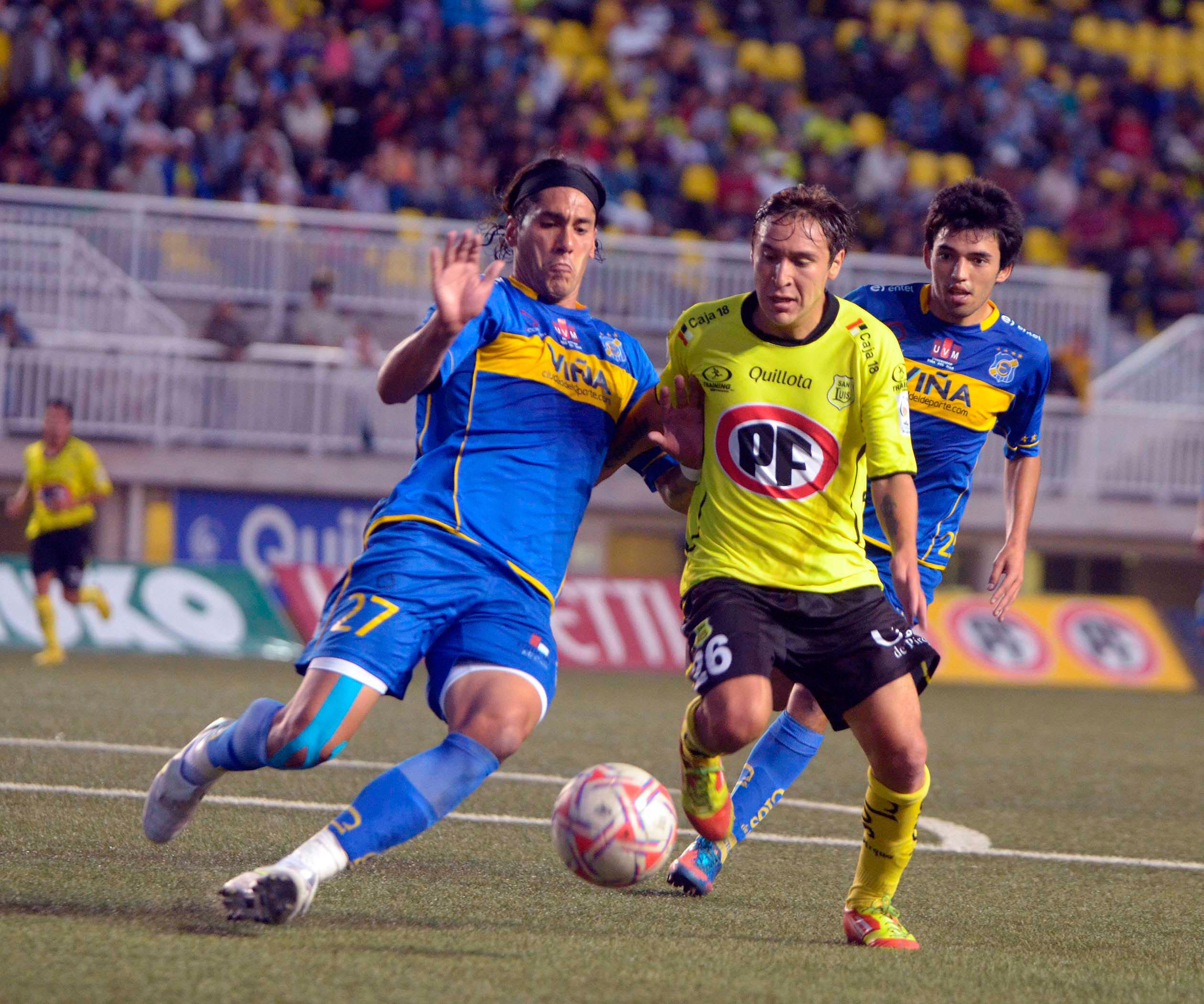 Everton recibe a San Luis de Quillota por la tercera fecha de la Primera B.