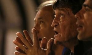 El emperador podría decir adiós a la banca cruzada si no da vuelta la llave contra River Plante en la Sudamericana