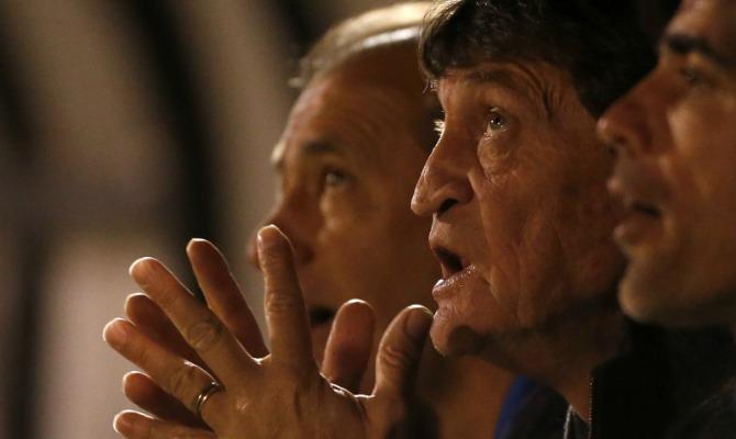 El argentino espera tener una segunda oportunidad en el próximo semestre.