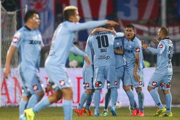 Iquique consiguió su primera victoria gracias a Barnechea.