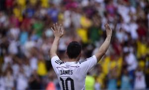El colombiano cambió Mónaco por Madrid.