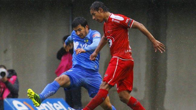 Ñublense y O´Higgins repartieron puntos en Chillán.