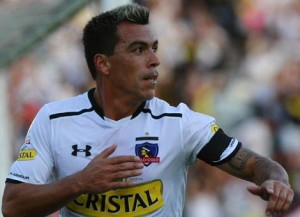 Esteban Paredes es el goleador absoluto del Torneo Apertura 2014 con siete anotaciones.