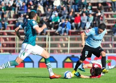 Wanderers venció como local a Iquique y sigue metido en posiciones de avanzada.