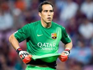 El portero de Barcelona fue la figura del partido ante el Valencia.