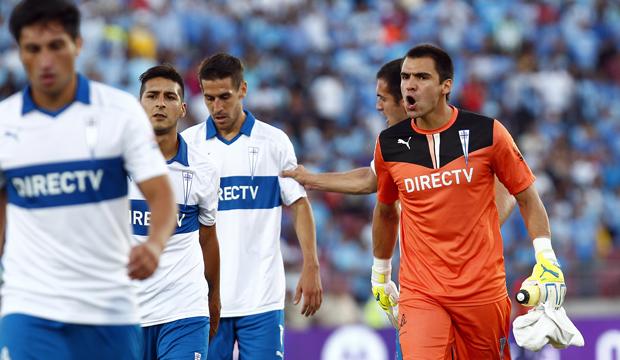 Se espera que el meta esté en Barcelona por 3 semanas para luego volver a San Carlos para continuar con su recuperación.
