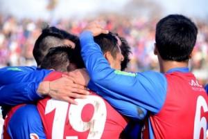 Iberia venció a D. Concepción en Los Ángeles.