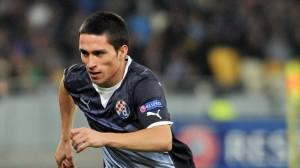 Carrasco estuvo el 2013 en Croacia jugando por el Dínamo Zagreb