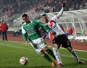 Audax recibe a Curicó en La Florida por el paso a curatos de final de la Copa Chile.