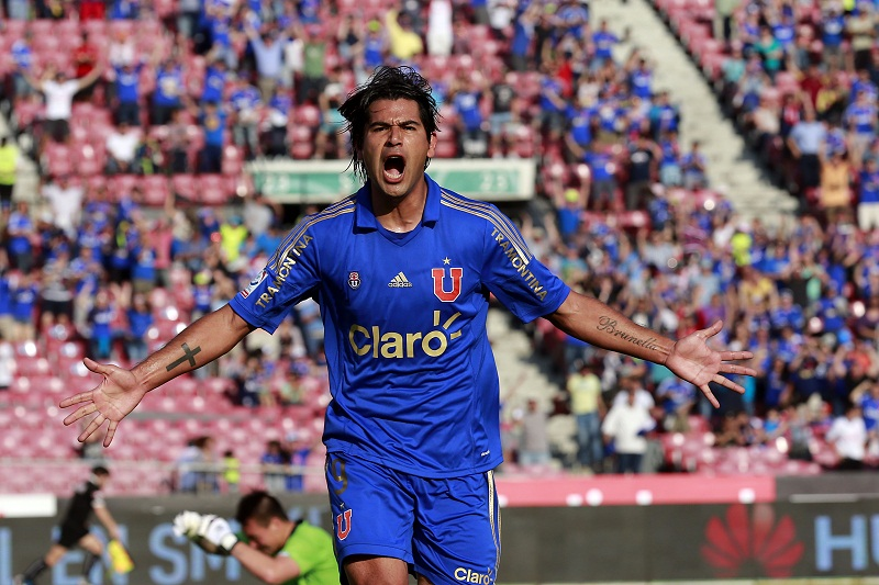 Universidad de Chile vs Palestino