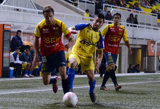 San Luis-Unión Española (2)
