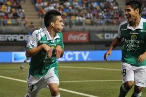 Bryan Carrasco quiere ganar algo importante con Audax Italiano. Su objetivo es ganar la Copa Chile.