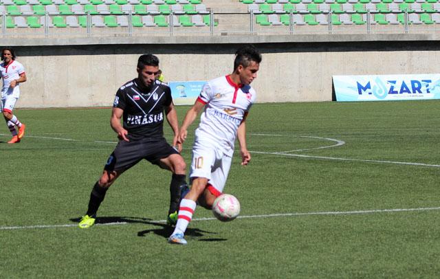 Santiago Morning perdió con un gol en último minuto.