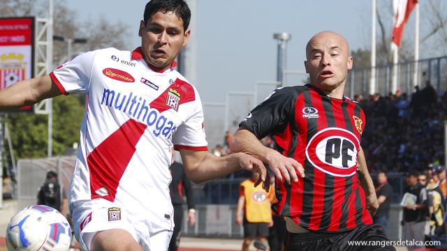 Curicó le ganó 3-2 a Rangers en el clásico de la Región del Maule.