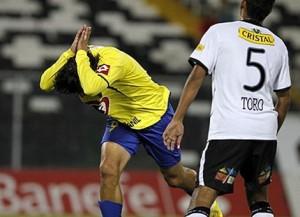 """El """"Tiburón"""" convirtió un Hattrick en el histórico 1-5 de la """"U"""" penquista contra Colo Colo."""
