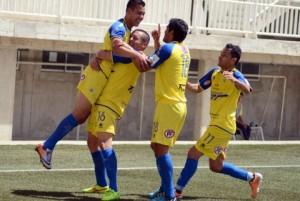 San Luis venció 4-1 a Rangers y son el exclusivo puntero de la Primera B.