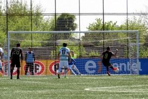 Copiapó venció a Temuco con un solitario gol de penal.