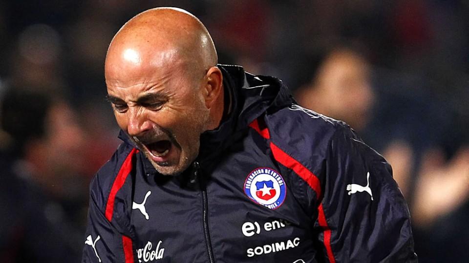 Jorge Sampaoli se refirió a la caída de la selección ante un defensivo Uruguay.