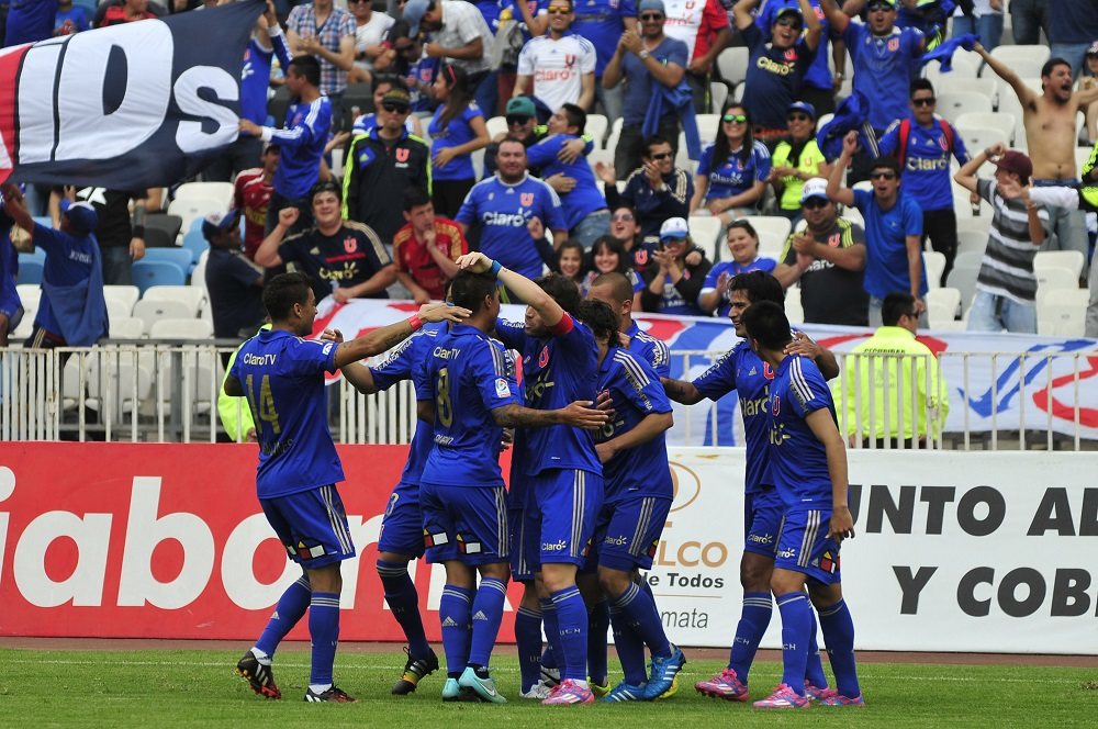 Cobreloa vs Universidad de Chile