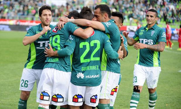 Santiago Wanderers sigue en la pelea por el título