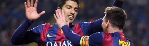 Suárez-y-Messi