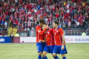 Chile buscará mantener el nivel exhibido ante Venezuela.