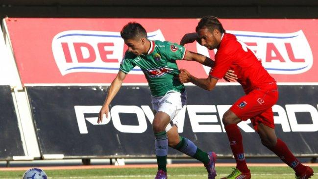 Audax Italiano igualó 2-2 con Unión La Calera.