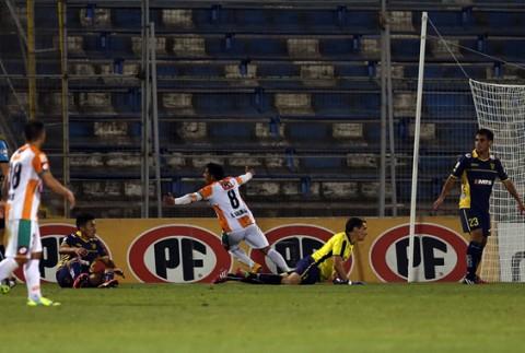 Cobresal derrotó 3-1 a Barnechea