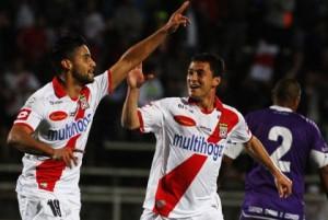 Curicó Unido venció 2-0 a D. Concepción en la apertura de la fecha 14.