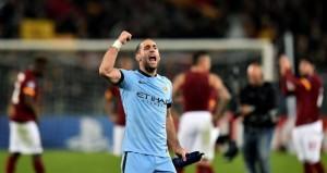 Pablo Zabaleta anotó el segundo gol del City.
