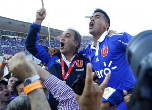 Universidad de Chile vs La Calera