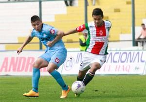 Paulo Díaz tiene apenas 20 años, salió de las inferiores del club  y ha sido una de las piezas fundamentales de Pablo Guede.