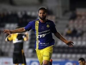 Sergio Comba lleva siete goles con San Luis y sueña con volver al primera división, al igual cuando llegó a Chile.