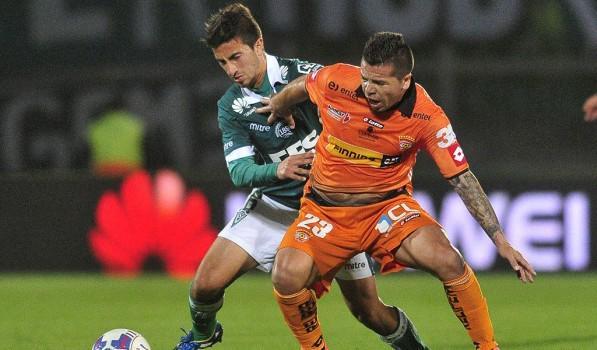 Cobreloa venció a Santiago Wanderers por la cuenta mínima.