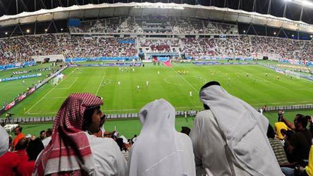 El Mundial de Qatar 2022, ya le genera problemas a la FIFA  a falta de 7 años para su realización. Foto: depor.pe
