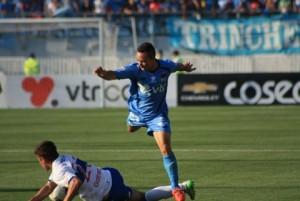 Los de Sánchez amagaron la posibilidad del equipo de la precordillera, de quedar como líderes del campeonato.