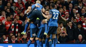 El Mónaco quedó bien parado para la definición de vuelta ante el Arsenal.