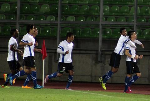 """El hombre de """"Purranque"""" anotó el único gol en la victoria de Huachipato."""