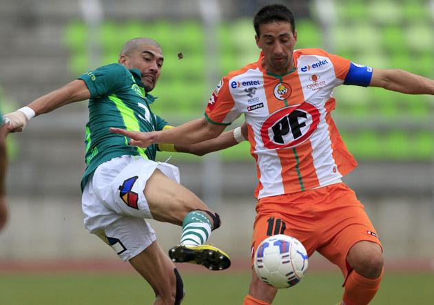 Ormeño Wanderers Cobresal
