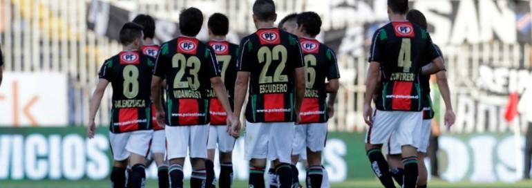 Palestino fue el único equipo chileno que ganó en la Copa Libertadres.