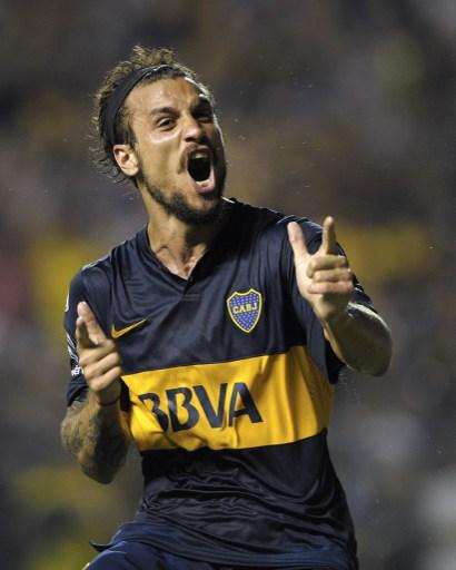 Boca venció a Montevideo Wanderers en el Grupo de Palestino.