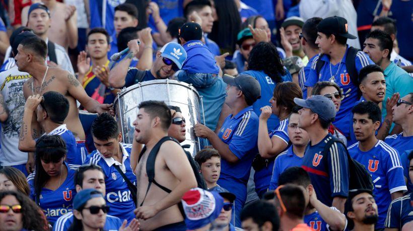Universidad de Chile vs Emelec