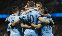 Manchester City goleó por 5-0 al Newcastle.