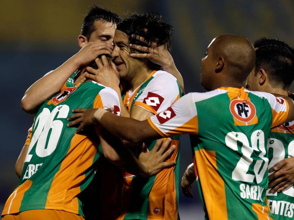 Cobresal venció por 4 a 2 a Universidad Católica en San Carlos de Apoquindo.