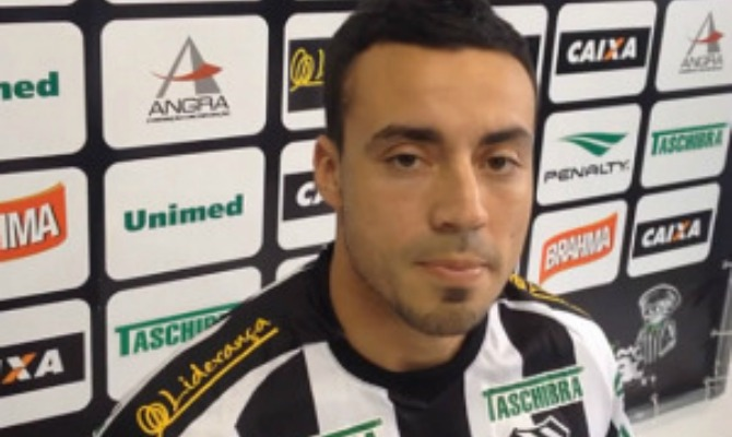 Cereceda jugará en el Figueirense de Brasil.