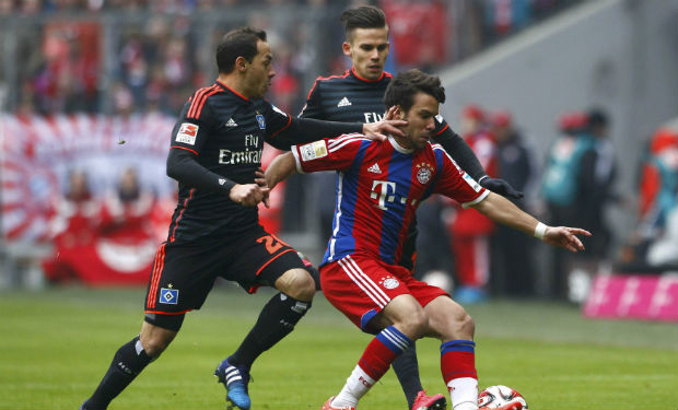 Marcelo Díaz estará fuera por dos meses por lesión al ligamento anterior de la rodilla.