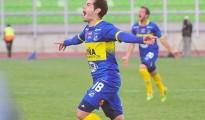 Miralles, autor del gol del triunfo de Everton en La Serena