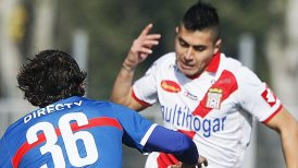 La UC derrotó en amistoso a Curicó por 2-1